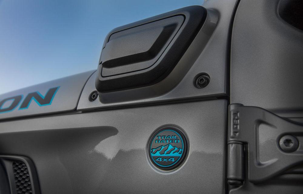 Jeep Wrangler primește versiune plug-in hybrid: 381 de cai putere și autonomie electrică de 40 de kilometri - Poza 7