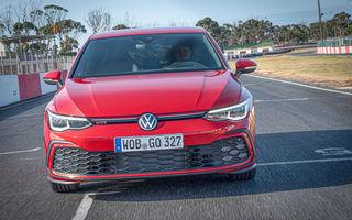 Prețuri pentru noile Volkswagen Golf GTI și GTE: aproape 32.700 de euro pentru clasicul GTI și peste 35.000 de euro pentru varianta plug-in hybrid