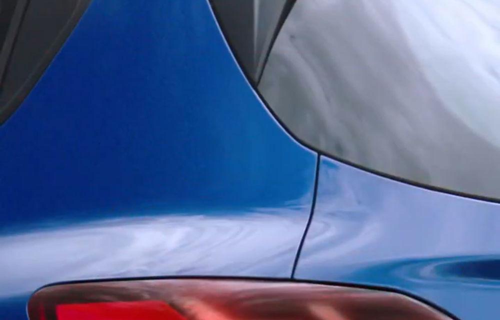 Dacia Sandero: un nou teaser dezvăluie cum vor arăta farurile și stopurile noii generații - Poza 3