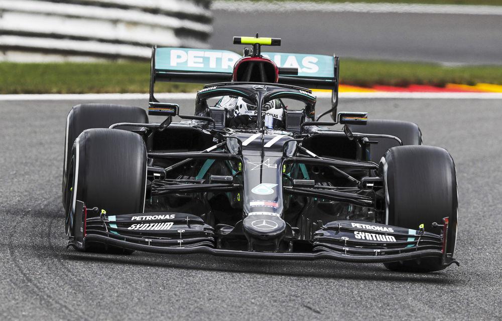 Mercedes a dominat antrenamentele de la Monza: accident pentru Verstappen în prima sesiune - Poza 1