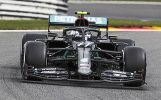 Mercedes a dominat antrenamentele de la Monza: accident pentru Verstappen în prima sesiune