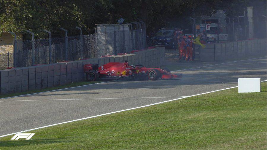 Mercedes a dominat antrenamentele de la Monza: accident pentru Verstappen în prima sesiune - Poza 3