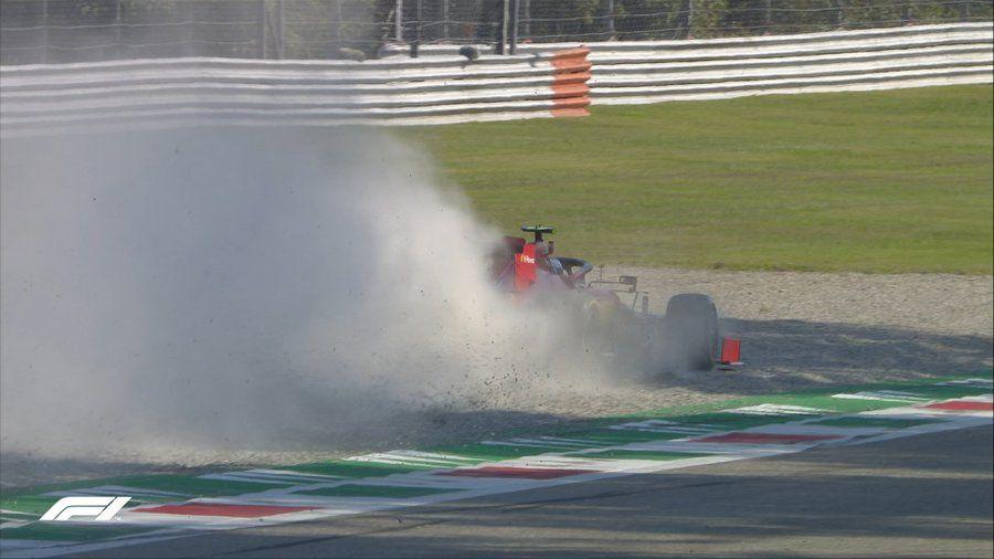 Mercedes a dominat antrenamentele de la Monza: accident pentru Verstappen în prima sesiune - Poza 4