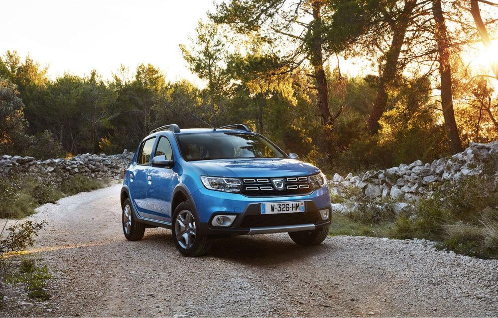 Dacia Sandero, pe primul loc în Spania la înmatriculări în luna august: hatchback-ul a avut aproape 2.200 de clienți - Poza 1