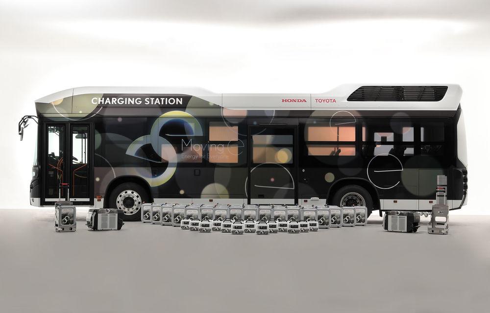 Toyota și Honda dezvoltă un generator mobil de energie electrică bazat pe hidrogen: tehnologia poate fi utilizată la dezastrele naturale - Poza 2