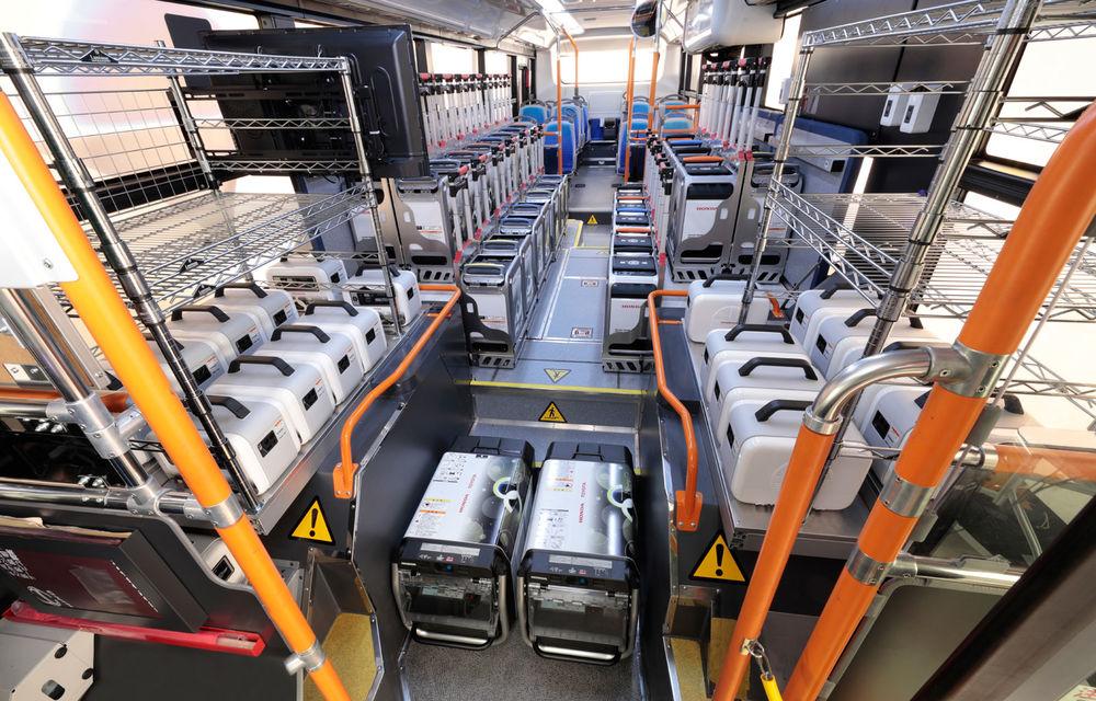 Toyota și Honda dezvoltă un generator mobil de energie electrică bazat pe hidrogen: tehnologia poate fi utilizată la dezastrele naturale - Poza 3