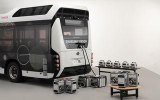 Toyota și Honda dezvoltă un generator mobil de energie electrică bazat pe hidrogen: tehnologia poate fi utilizată la dezastrele naturale