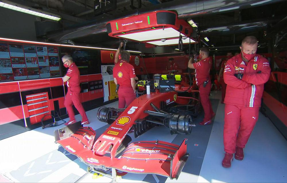 Hamilton, pole position la Monza în fața lui Bottas! Leclerc și Vettel vor pleca doar de pe locurile 13 și 17 - Poza 2