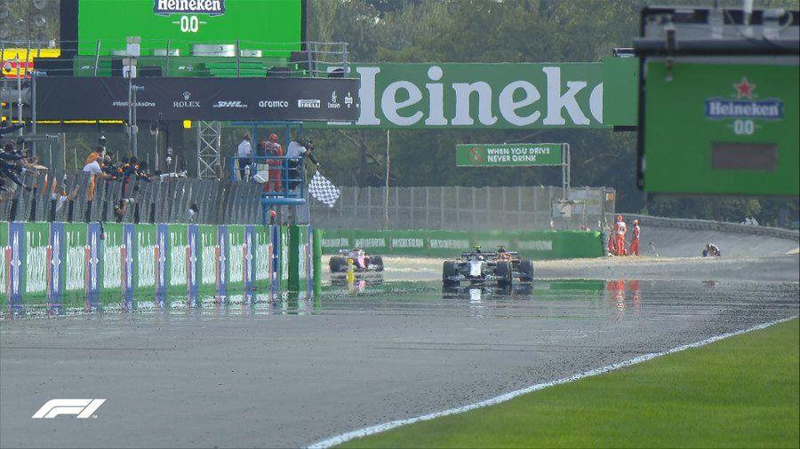 Surpriză la Monza: Gasly a câștigat cursa după o penalizare pentru Hamilton! Sainz și Stroll pe podium, dublu abandon pentru Ferrari - Poza 6