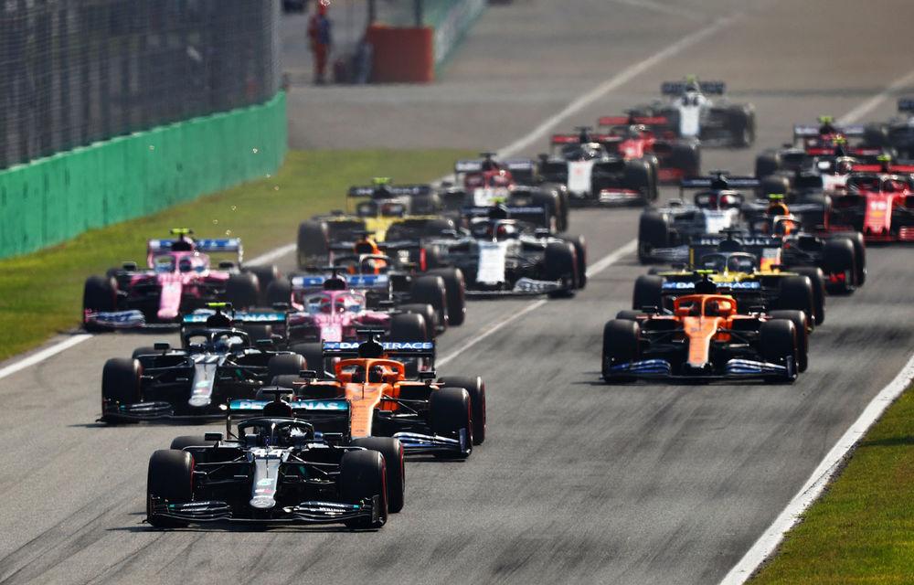 Surpriză la Monza: Gasly a câștigat cursa după o penalizare pentru Hamilton! Sainz și Stroll pe podium, dublu abandon pentru Ferrari - Poza 1