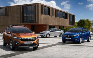 Primele imagini oficiale cu noile generații Dacia Logan, Sandero și Sandero Stepway: detaliile complete vor fi anunțate în 29 septembrie