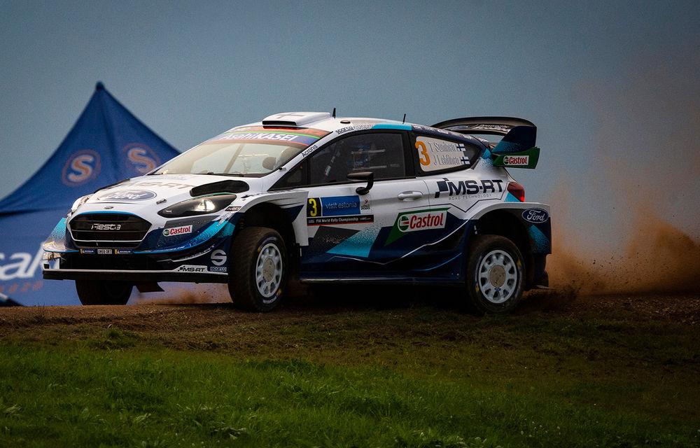 Ott Tanak s-a impus în Raliul Estoniei: podiumul a fost completat de Craig Breen și Sebastien Ogier - Poza 4