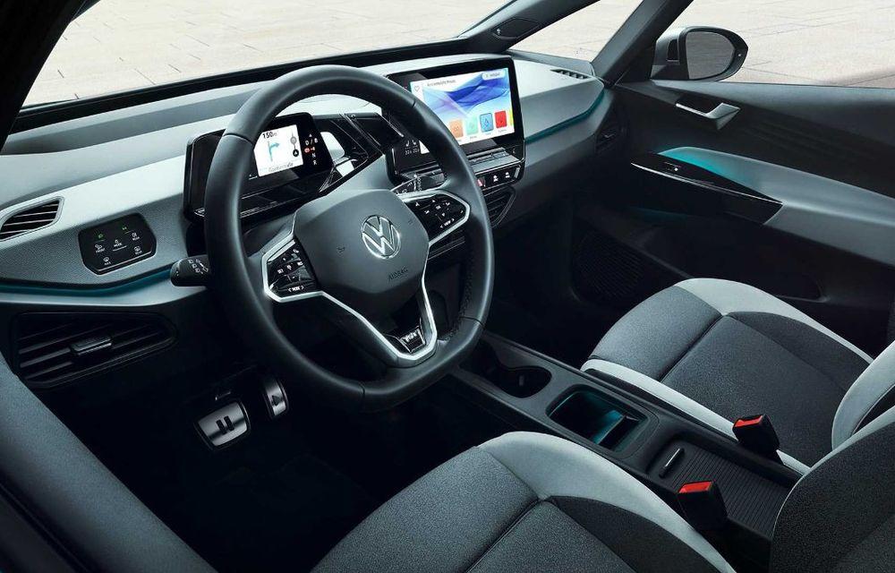 """Facem cunoștință cu mașinile din #ElectricRomânia 2020: Volkswagen ID.3 - vom avea alături de noi și """"Golf-ul electricelor"""" - Poza 18"""