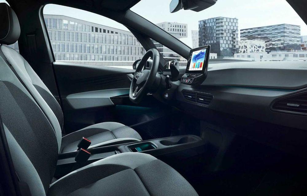 """Facem cunoștință cu mașinile din #ElectricRomânia 2020: Volkswagen ID.3 - vom avea alături de noi și """"Golf-ul electricelor"""" - Poza 17"""