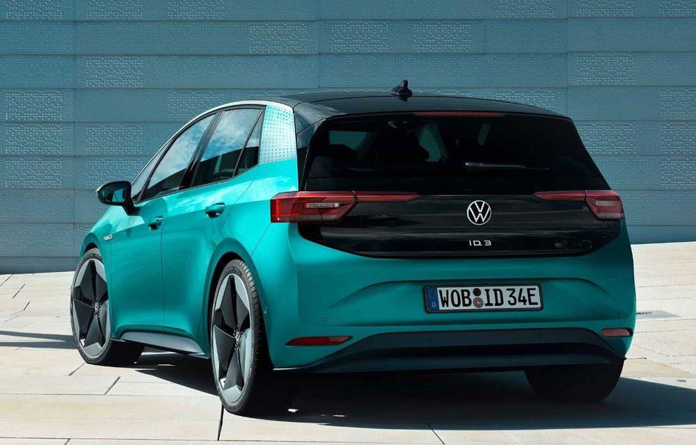 """Facem cunoștință cu mașinile din #ElectricRomânia 2020: Volkswagen ID.3 - vom avea alături de noi și """"Golf-ul electricelor"""" - Poza 5"""