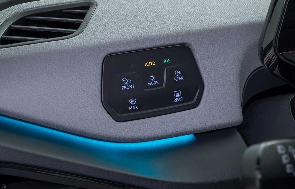 """Facem cunoștință cu mașinile din #ElectricRomânia 2020: Volkswagen ID.3 - vom avea alături de noi și """"Golf-ul electricelor"""" - Poza 25"""