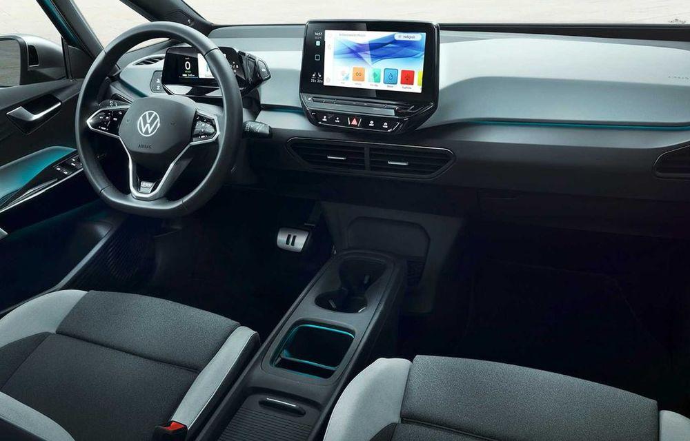 """Facem cunoștință cu mașinile din #ElectricRomânia 2020: Volkswagen ID.3 - vom avea alături de noi și """"Golf-ul electricelor"""" - Poza 16"""