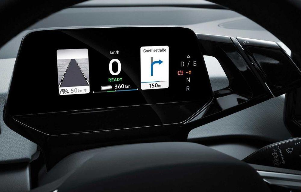 """Facem cunoștință cu mașinile din #ElectricRomânia 2020: Volkswagen ID.3 - vom avea alături de noi și """"Golf-ul electricelor"""" - Poza 19"""