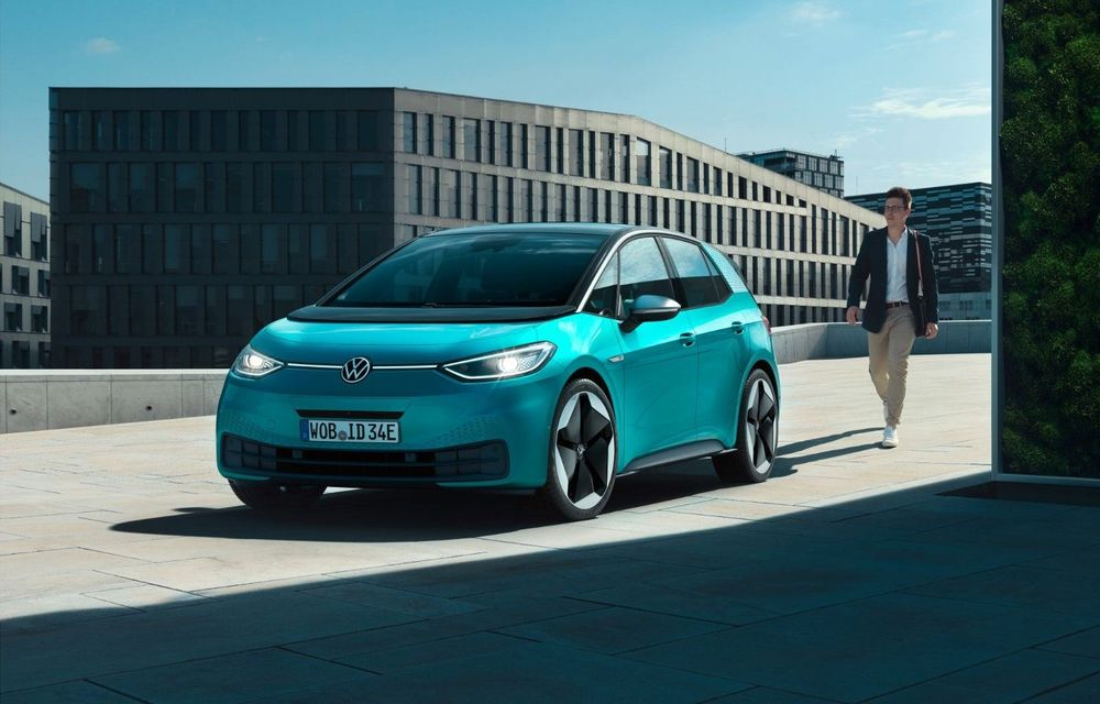 """Volkswagen: """"Suntem gata să depășim Tesla la producția de mașini electrice, dar și în cazul dezvoltării tehnologice"""" - Poza 1"""