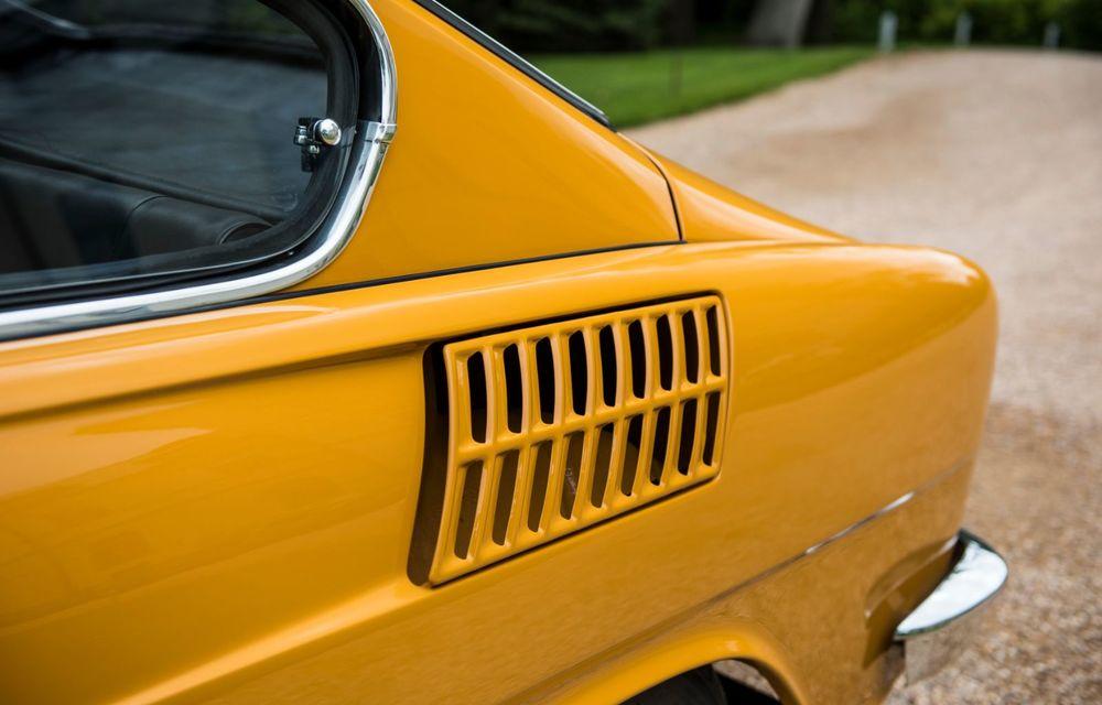 Aniversare în familia Skoda: coupe-ul 110 R împlinește 50 de ani de la debut - Poza 9