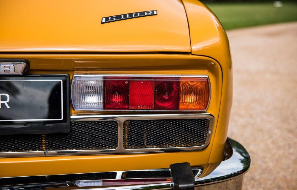 Aniversare în familia Skoda: coupe-ul 110 R împlinește 50 de ani de la debut - Poza 10