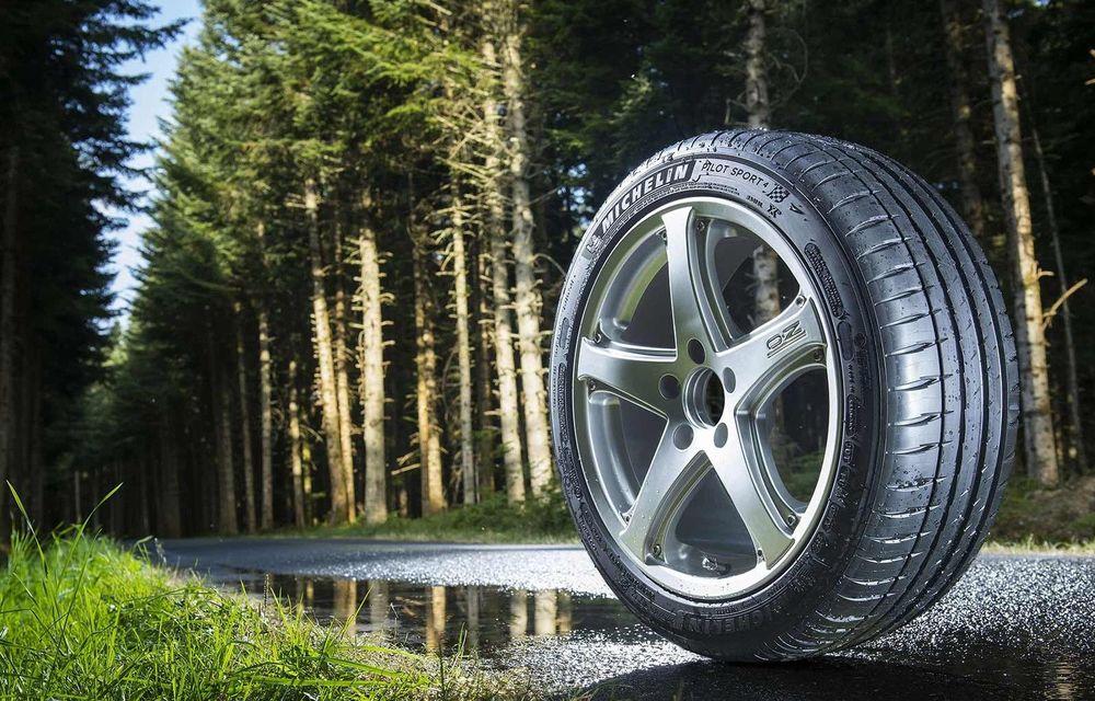 #ElectricRomânia 2020: Michelin susține turul României cu mașini electrice oferind anvelope cu nivel ridicat de longevitate - Poza 1