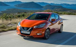 Informații despre noua generație Nissan Micra: hatchback-ul subcompact va fi dezvoltat și produs de Renault