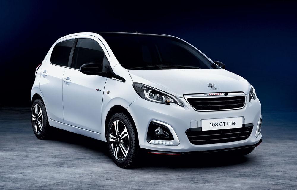 Informații neoficiale: Peugeot ar putea înlocui 108 cu un SUV de oraș cu versiune electrică - Poza 1