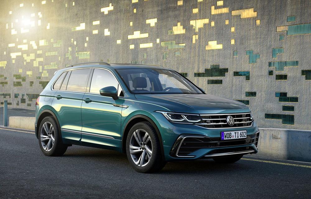 Prețuri Volkswagen Tiguan facelift în România: start de la aproape 24.500 de euro - Poza 1