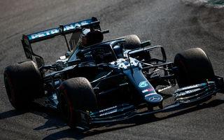 """Mercedes dezvăluie greșeala care a condus la penalizarea lui Hamilton la Monza: """"Nimeni nu a observat mesajul de avertizare pe monitoare"""""""