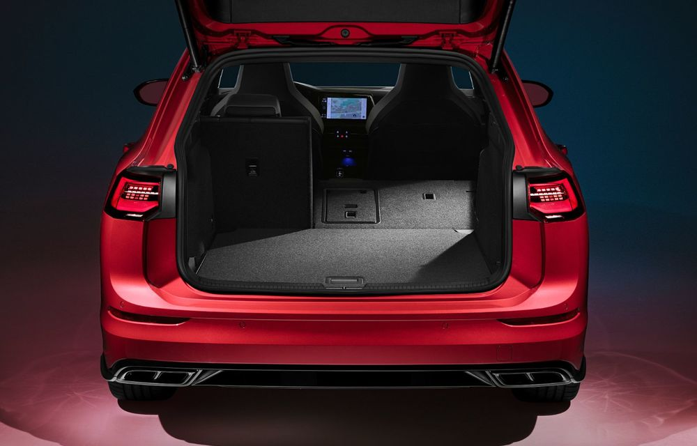 Familia se mărește: Volkswagen a prezentat noile Golf Variant și Golf Alltrack - Poza 3