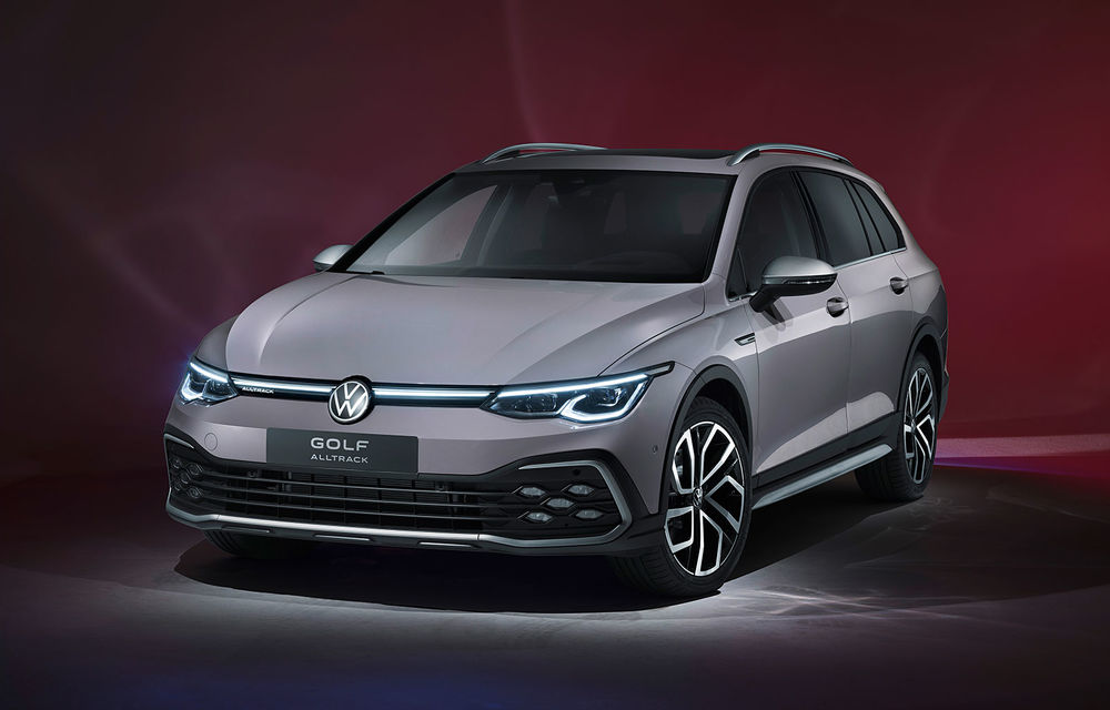 Familia se mărește: Volkswagen a prezentat noile Golf Variant și Golf Alltrack - Poza 1