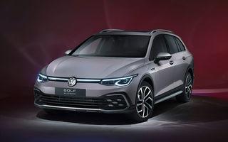 Familia se mărește: Volkswagen a prezentat noile Golf Variant și Golf Alltrack