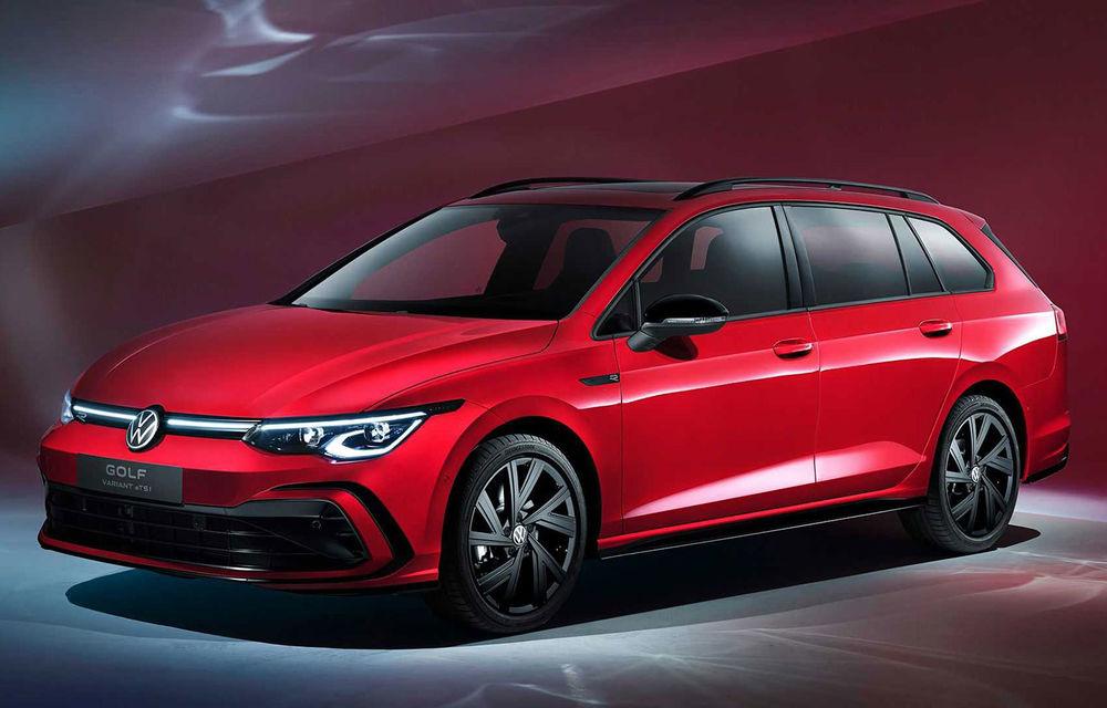 Familia se mărește: Volkswagen a prezentat noile Golf Variant și Golf Alltrack - Poza 2