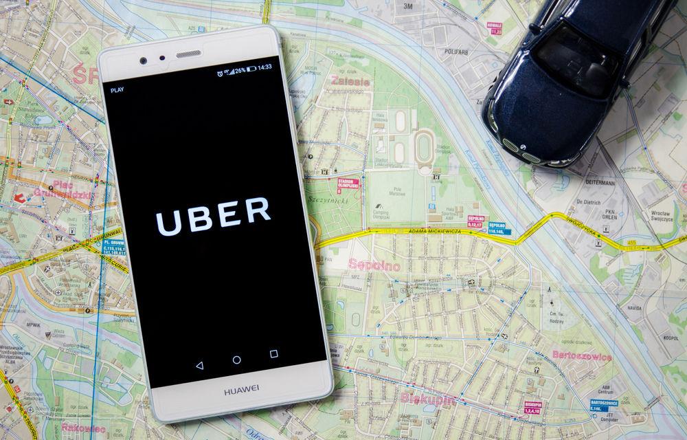 Uber anunță un parteneriat cu Renault și Nissan: 50% dintre călătoriile din 7 orașe europene vor fi realizate cu mașini electrice până în 2025 - Poza 1