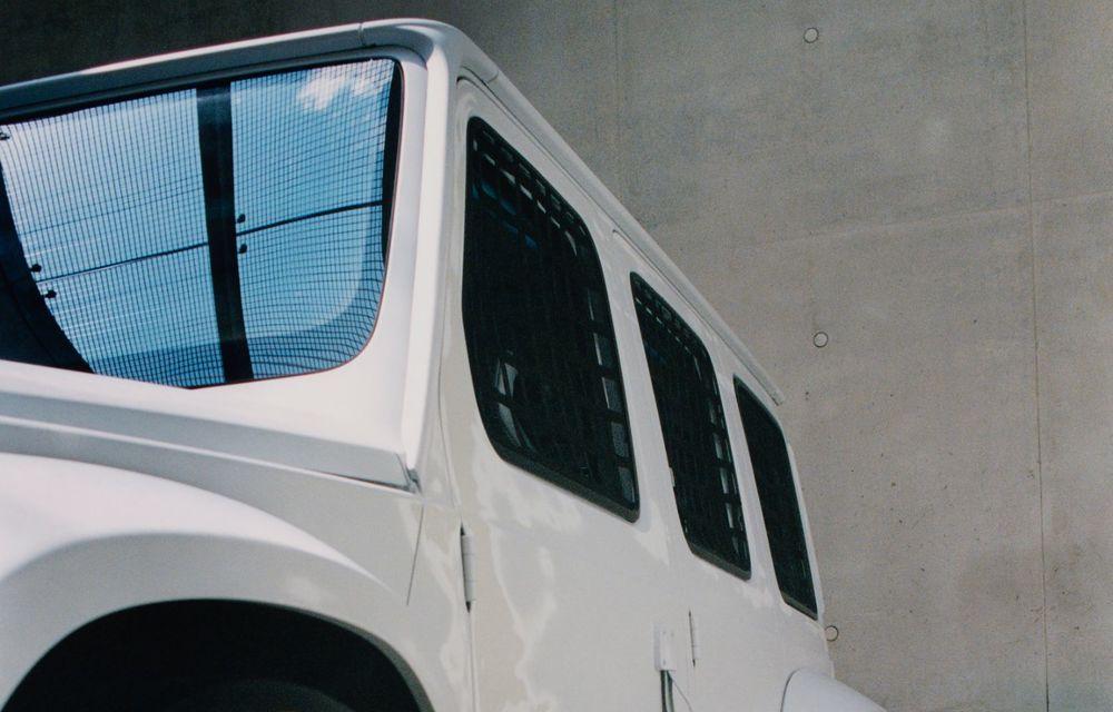 Mercedes a prezentat unicatul Project Geländewagen: modelul are la bază actualul Clasa G și dispune de modificări specifice modelelor de competiții - Poza 7