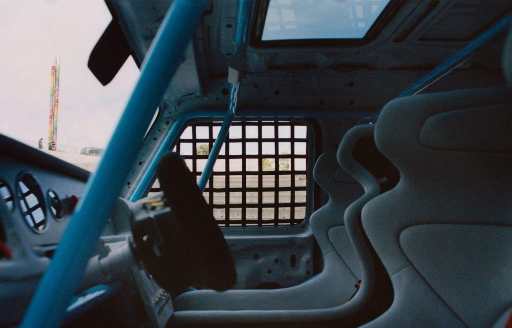 Mercedes a prezentat unicatul Project Geländewagen: modelul are la bază actualul Clasa G și dispune de modificări specifice modelelor de competiții - Poza 17