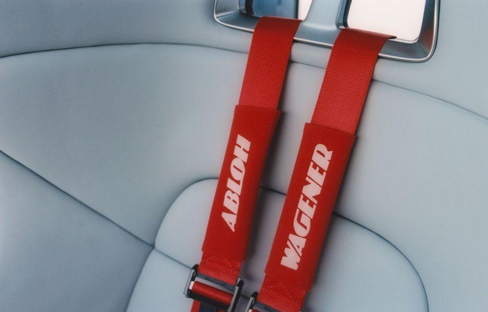 Mercedes a prezentat unicatul Project Geländewagen: modelul are la bază actualul Clasa G și dispune de modificări specifice modelelor de competiții - Poza 18