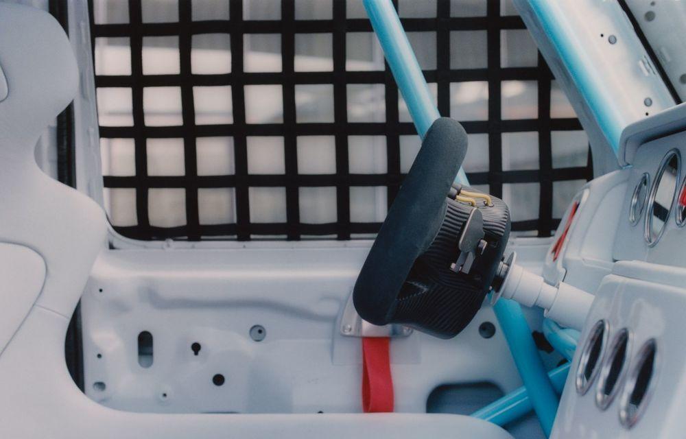 Mercedes a prezentat unicatul Project Geländewagen: modelul are la bază actualul Clasa G și dispune de modificări specifice modelelor de competiții - Poza 15