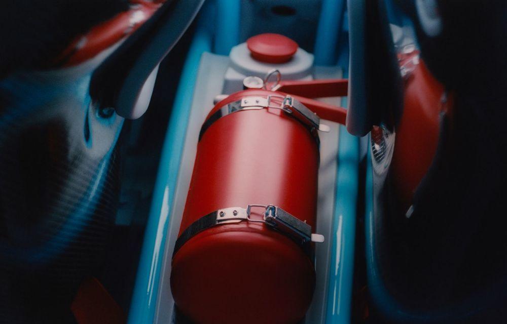 Mercedes a prezentat unicatul Project Geländewagen: modelul are la bază actualul Clasa G și dispune de modificări specifice modelelor de competiții - Poza 19