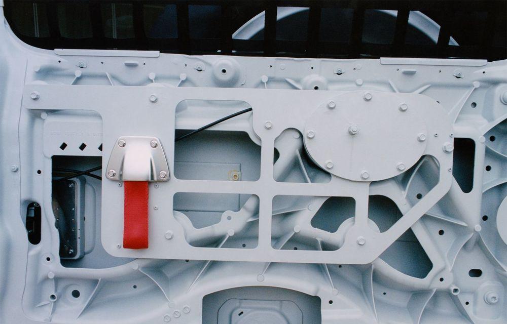 Mercedes a prezentat unicatul Project Geländewagen: modelul are la bază actualul Clasa G și dispune de modificări specifice modelelor de competiții - Poza 21