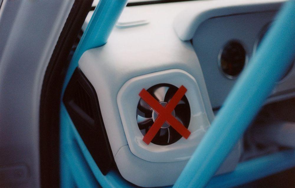 Mercedes a prezentat unicatul Project Geländewagen: modelul are la bază actualul Clasa G și dispune de modificări specifice modelelor de competiții - Poza 11