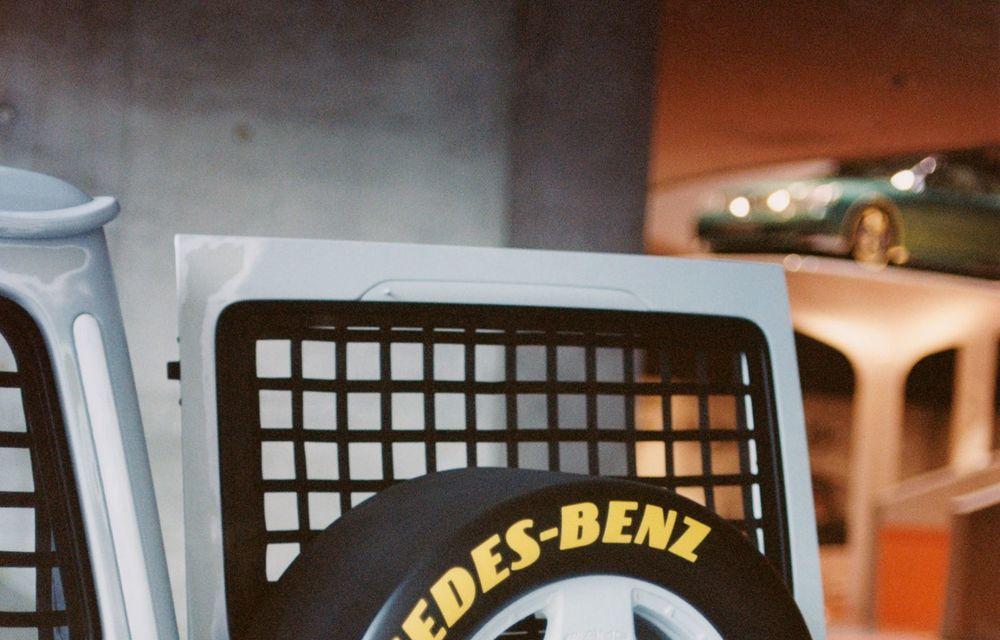 Mercedes a prezentat unicatul Project Geländewagen: modelul are la bază actualul Clasa G și dispune de modificări specifice modelelor de competiții - Poza 13