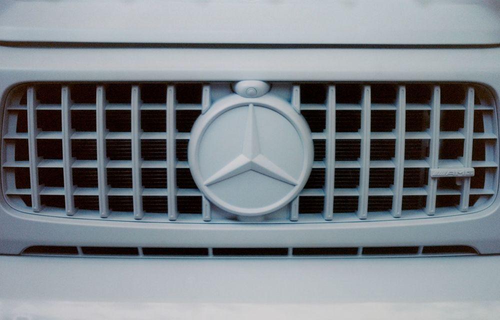 Mercedes a prezentat unicatul Project Geländewagen: modelul are la bază actualul Clasa G și dispune de modificări specifice modelelor de competiții - Poza 9