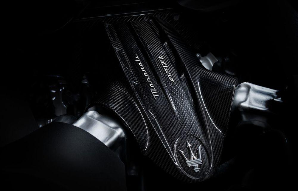 Maserati a prezentat noul MC20: supercar-ul cu motor V6 de 630 CP are o viteză de top mai mare de 325 km/h - Poza 5