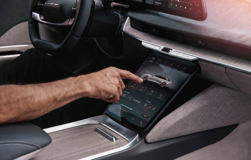 Sedanul electric Lucid Air a fost prezentat: rivalul lui Tesla Model S are până la 1.080 de cai putere și autonomie de până la 827 de kilometri - Poza 10