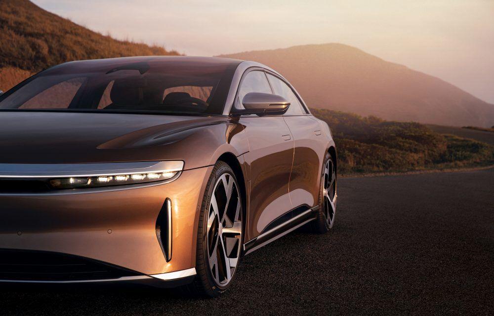 Sedanul electric Lucid Air a fost prezentat: rivalul lui Tesla Model S are până la 1.080 de cai putere și autonomie de până la 827 de kilometri - Poza 4