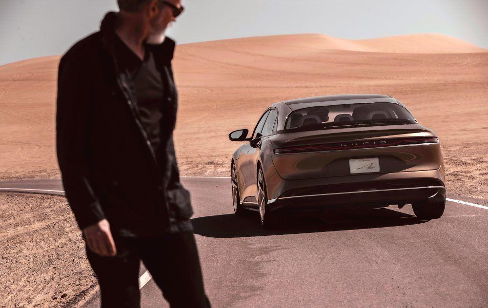 Sedanul electric Lucid Air a fost prezentat: rivalul lui Tesla Model S are până la 1.080 de cai putere și autonomie de până la 827 de kilometri - Poza 5