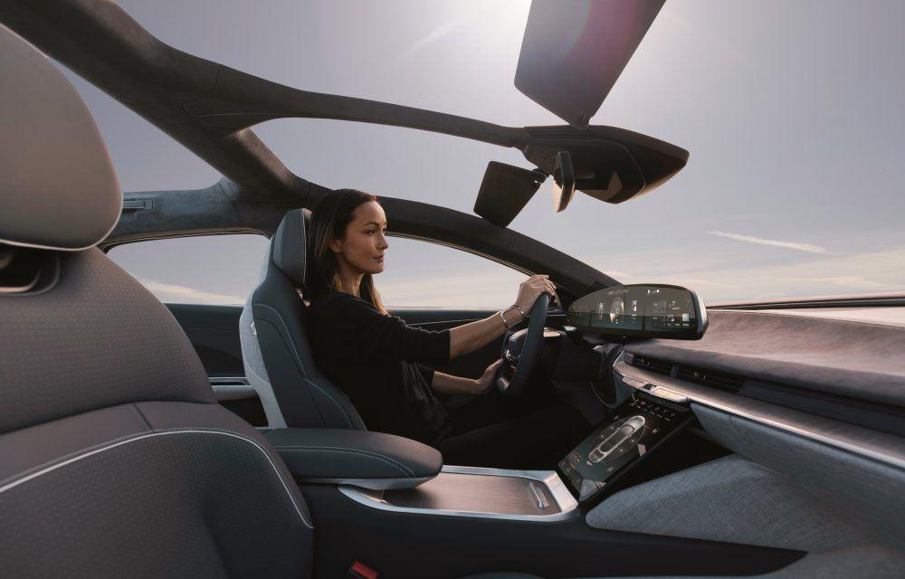 Sedanul electric Lucid Air a fost prezentat: rivalul lui Tesla Model S are până la 1.080 de cai putere și autonomie de până la 827 de kilometri - Poza 11