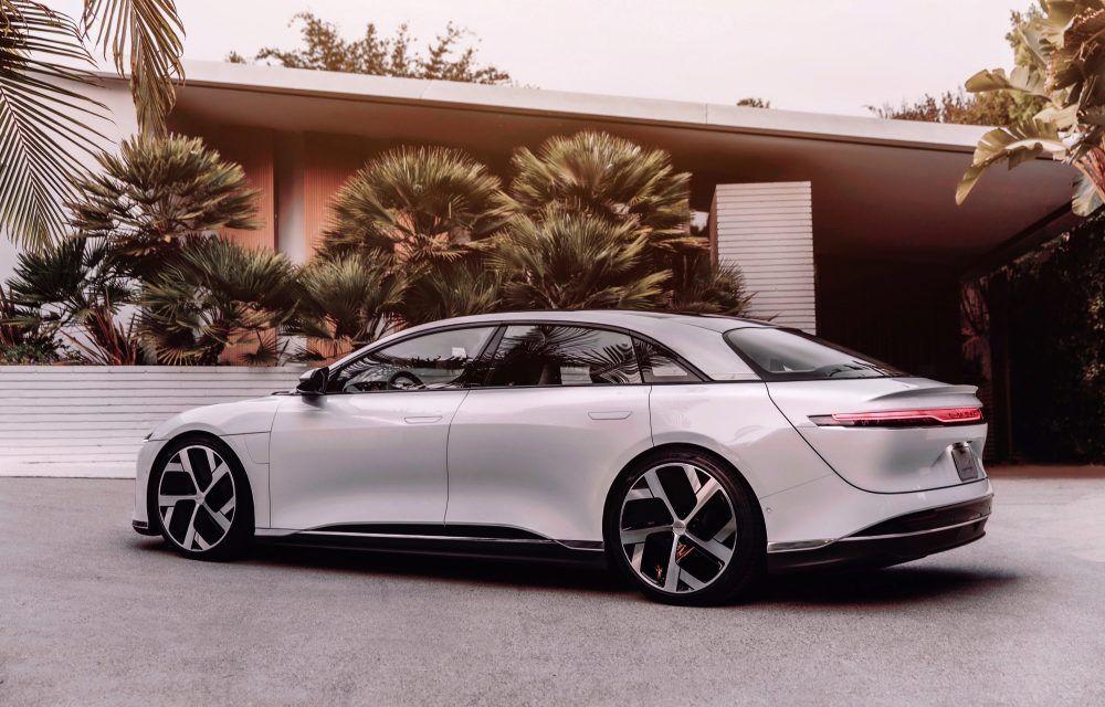 Sedanul electric Lucid Air a fost prezentat: rivalul lui Tesla Model S are până la 1.080 de cai putere și autonomie de până la 827 de kilometri - Poza 6
